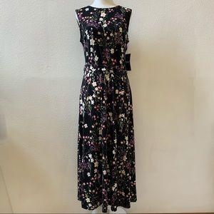 American Living floral print, sleeveless dress